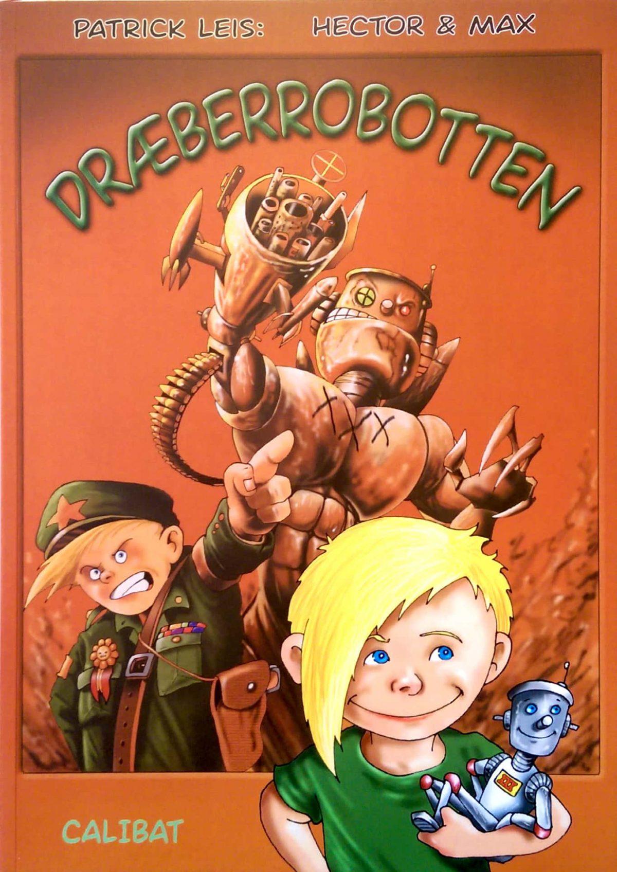 Draeberrobotten