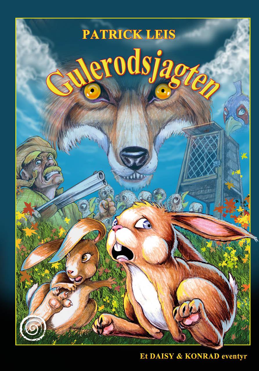 Daisy og Konrad – Gulerodsjagten